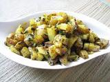Vegetable - Aloo Methi - May 5th